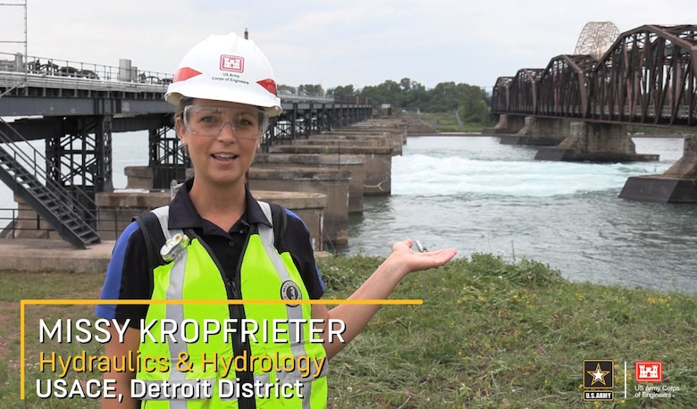 Hydraulic Engineer Missy Kropfreiter discusses the International Joint Commission and Lake Superior regulation during On the Level Episode 3.
