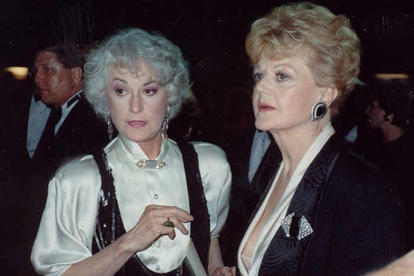 Two women are photographed at an event.