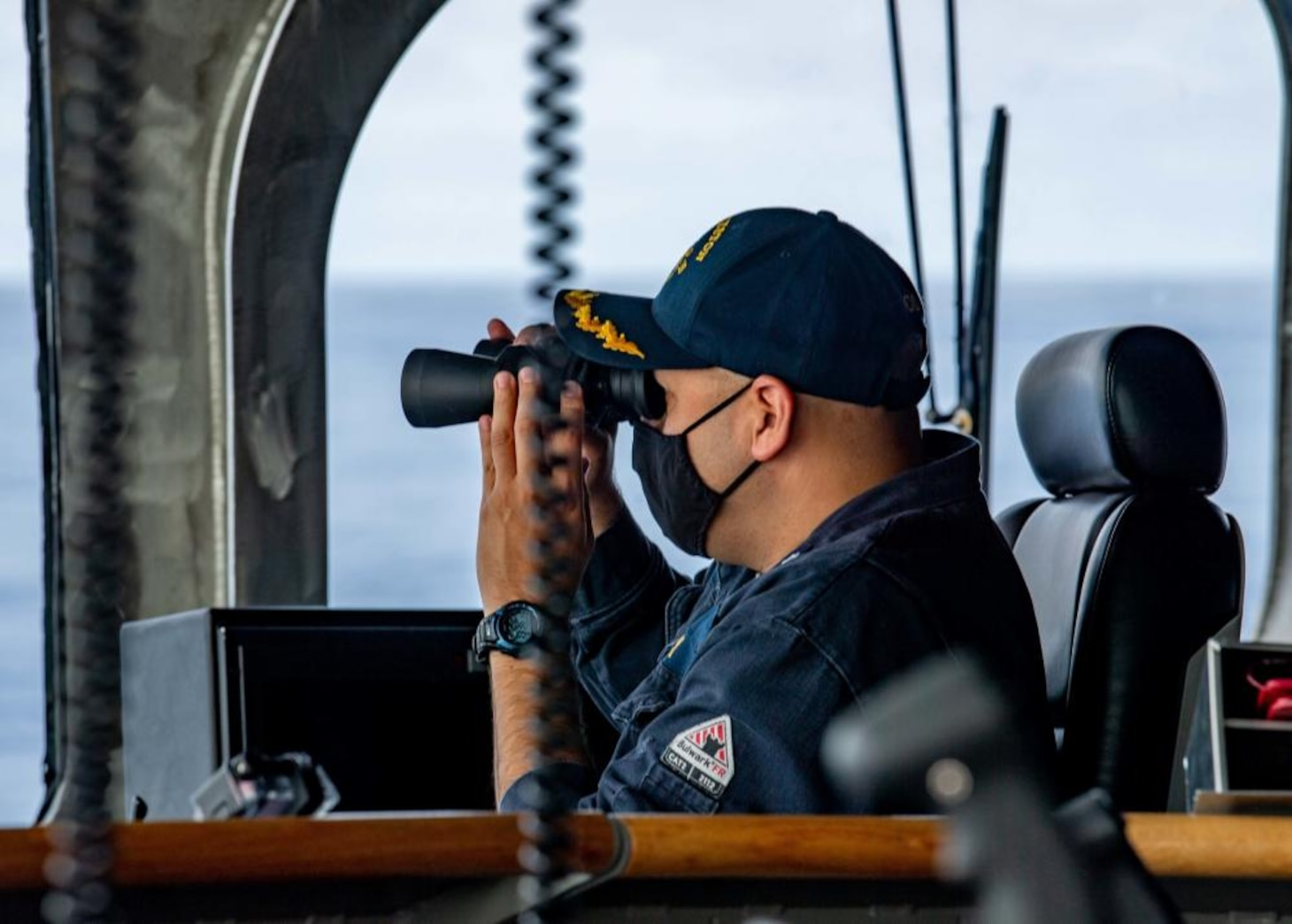 USS Charleston (LCS 18) Conducts Routine Operations in the Philippine Sea