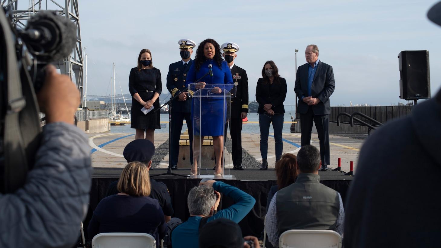 The 40th Annual San Francisco Fleet Week Begins