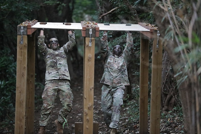 35th CSSB Soldiers compete in unit's first ever 'Best Warrior' competition