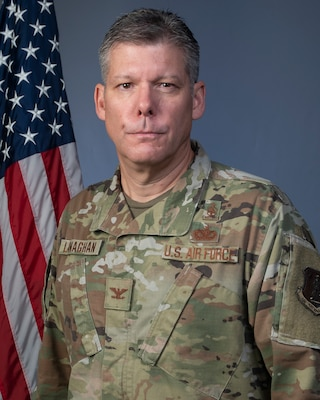Col. Patrick Lanaghan