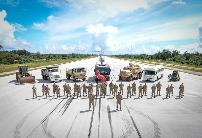 554th RED HORSE Leads Guam's Silver Flag