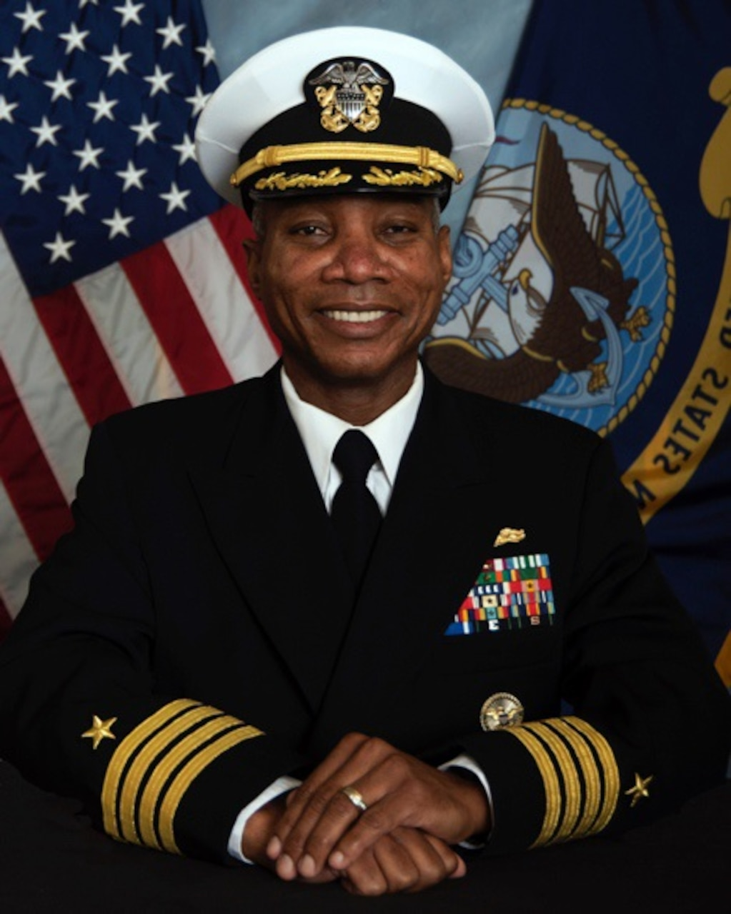 Captain Christopher A. Brown