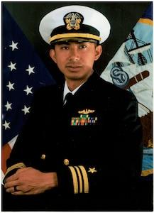 Lieutenant Commander Jeffrey Buenaventura Executive Officer, Nuclear Power Training Unit, Ballston Spa, N.Y.