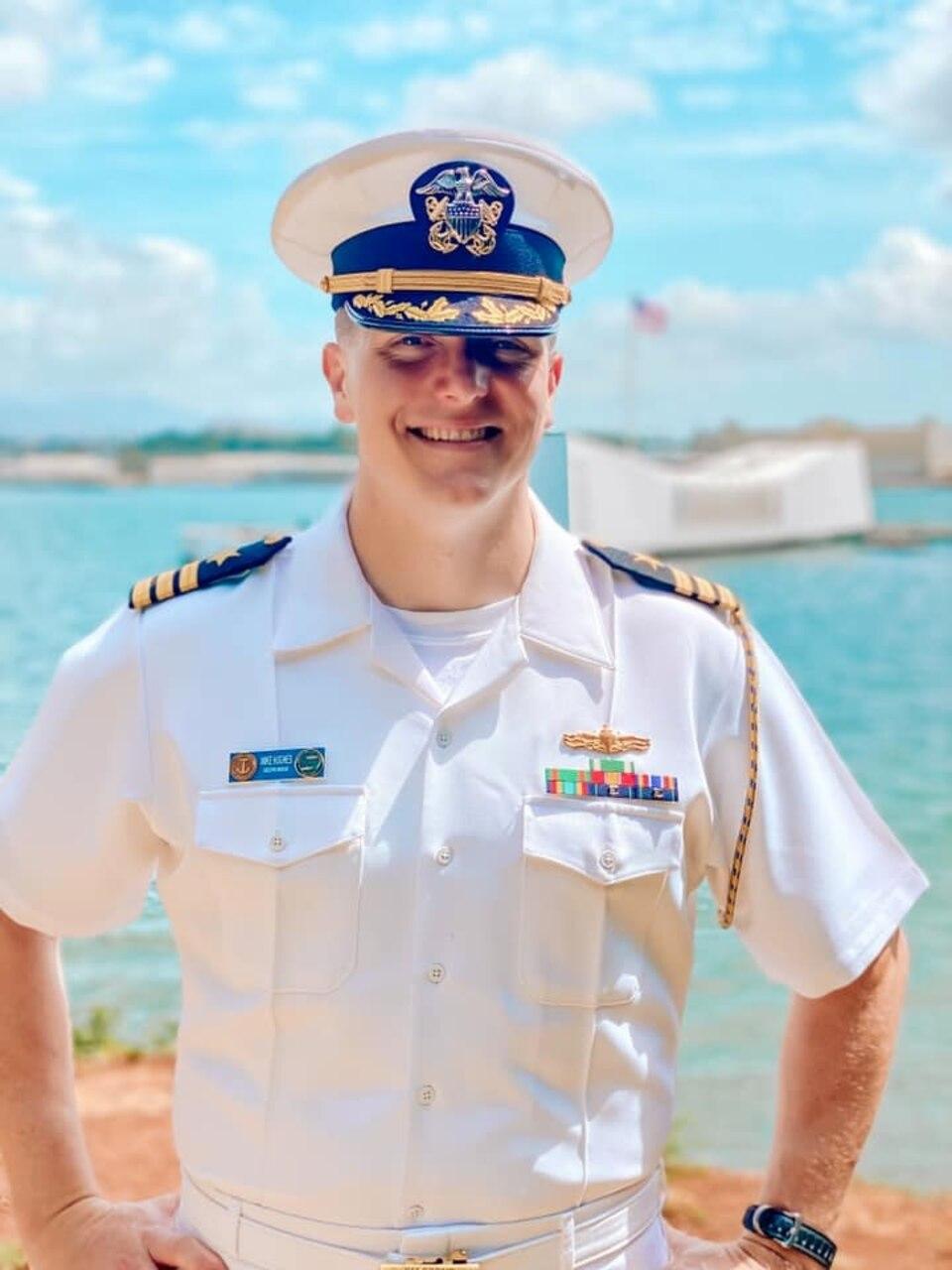 Commander Michael Hughes