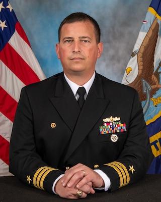 Commander William Carroll