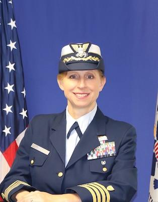 photo of Captain Joanna Hiigel