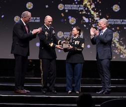AUSA 2021 and the U.S. Army Reserve