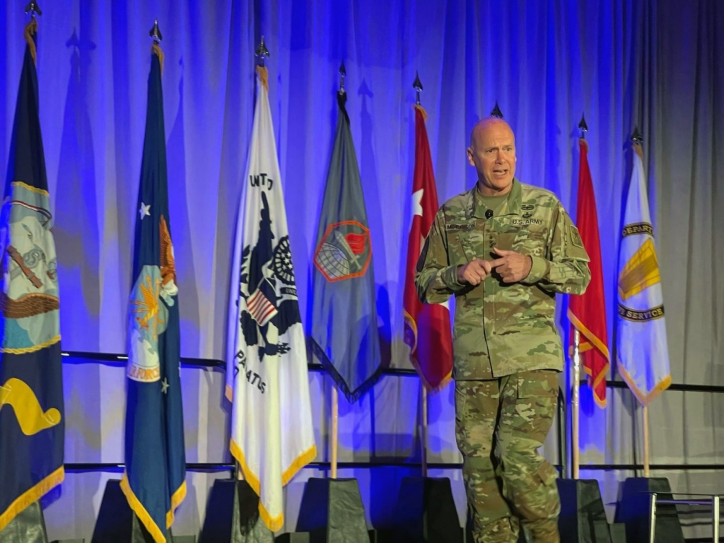 Army outlines operational impact of Army Unified Network during AUSA