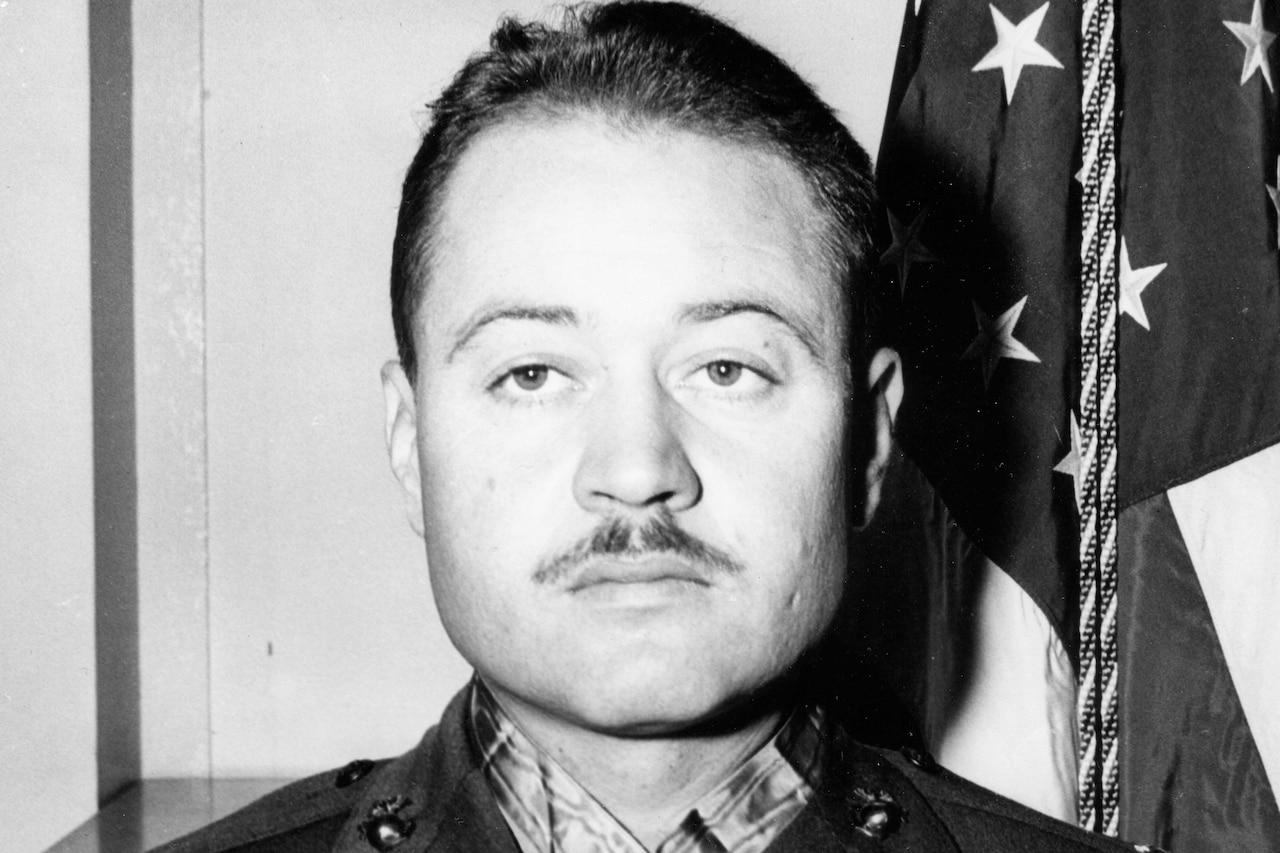Medal of Honor Monday: Marine Corps Col. Gregory Boyington
