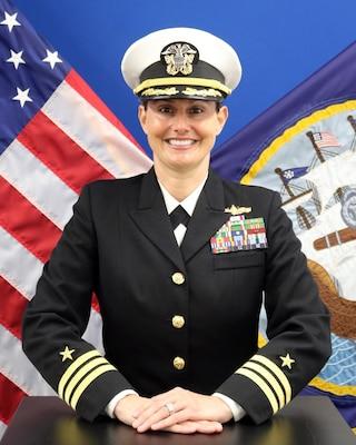 Commander Colleen E. Moore