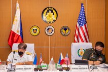 Philippines, U.S. Host Annual Mutual Defense Board and Security Engagement Board