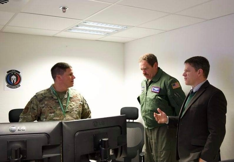 USAFE-AFAFRICA Warfare Center exercises its missile defense, European Test Bed 21-2
