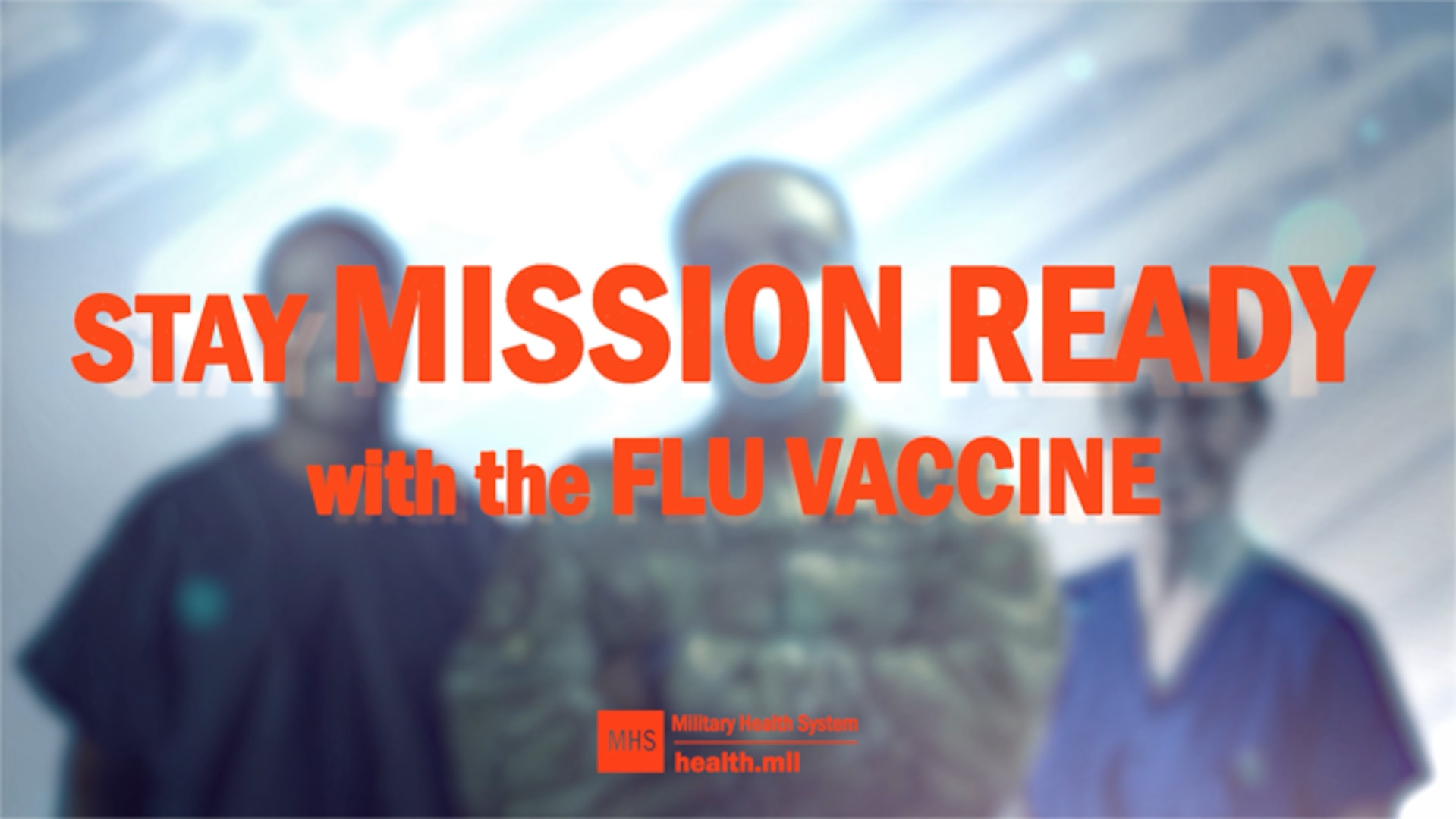 FLU SEASON IS HERE, AND THE THREAT OF SERIOUS ILLNESS MAKES IT EVEN MORE IMPORTANT TO GET YOUR FLU VACCINE THIS YEAR.