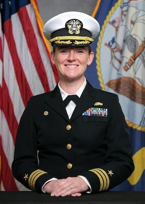 Commander Molly L. Lawton