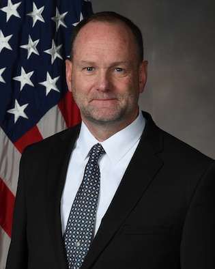 Daniel Knox, Director Information Protection, 88th Air Base Wing