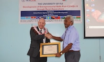 U.S. Government Grant to enhance Food Security in Fiji