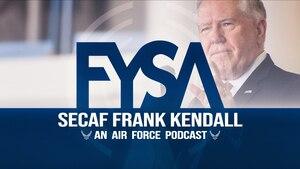 FYSA: SecAF Frank Kendall