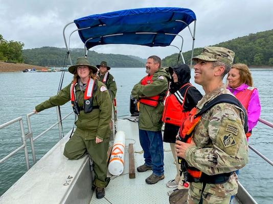 Commander site visits