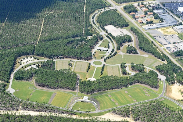 Charleston District completed expansion of the 20-acre Fort Jackson National Cemetery this year. The newly-expanded cemetery includes more than 5,000 pre-placed crypts, 2,000 cremation sites, hundreds of traditional burial sites and a committal shelter.