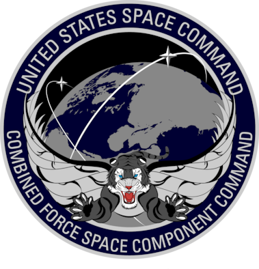 graphic of the United States Space Command