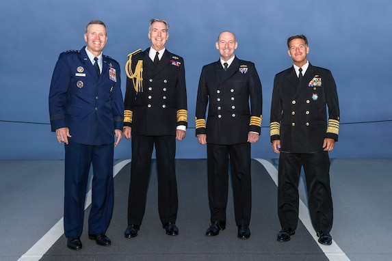 Commanders Highlight U.S. Cross-theater Equities at Pacific Future Forum