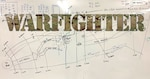 A whiteboard shows the battle plan to advance troops during Warfighter Exercise 22-1. Headquarters staff from the Wisconsin Army National Guard's 32nd Infantry Brigade Combat Team and 157th Maneuver Enhancement Brigade participated in this exercise Sept. 27 to Oct. 6 at Fort Riley, Kansas.