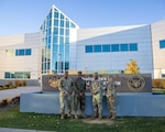 Senior Enlisted Leaders visit NORAD and NORTHCOM