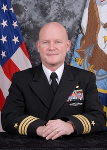 CDR Ritchie L. Taylor Executive Officer Naval Sea Logistics Center