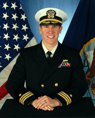 Commander Daniel A. Sledz