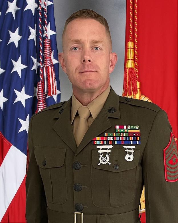 Sergeant Major Jay D. Heitink