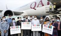 Pfizer Vaccines to Bangladesh through COVAX
