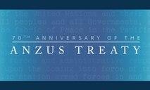 ANZUS: Celebrating 70 years of the U.S.-Australia Alliance