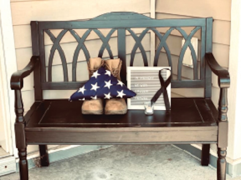 Minot AFB spouses pay respects to fallen troops in Afghanistan