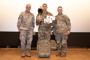 U.S. Army Europe and Africa Best Warrior Competition Awards Ceremony