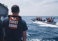 U.S. Coast Guard concludes training with Philippine maritime agencies