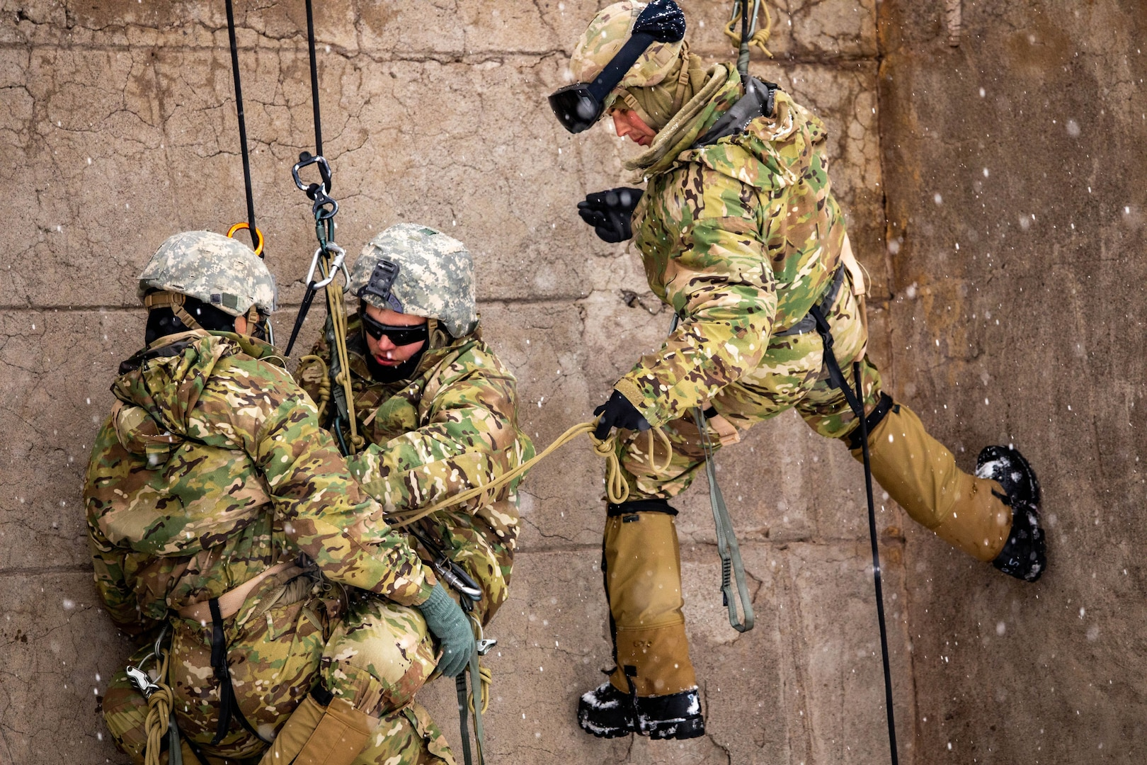 U.S., Chilean armies complete Southern Vanguard training exercise