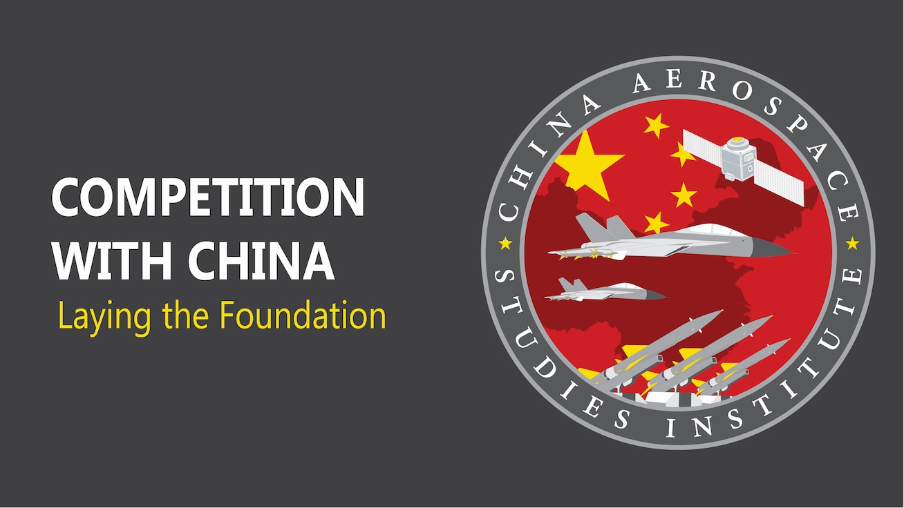 Dr. Brendan Mulvaney, director, China Aerospace Studies Institute, discusses China fundamentals in this 1st of a three-part series, with comments from CSAF Gen. Brown.