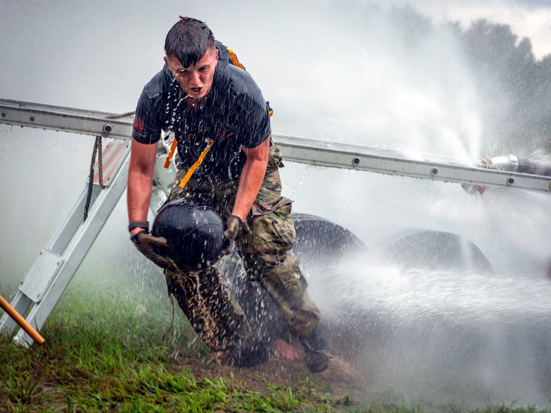 103rd Security Forces competes in 2021 Connecticut SWAT Challenge