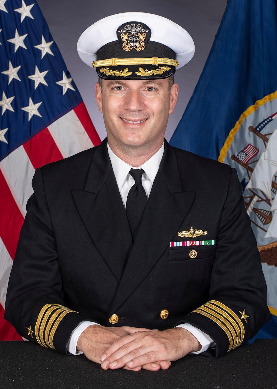Captain Tom Chekouras