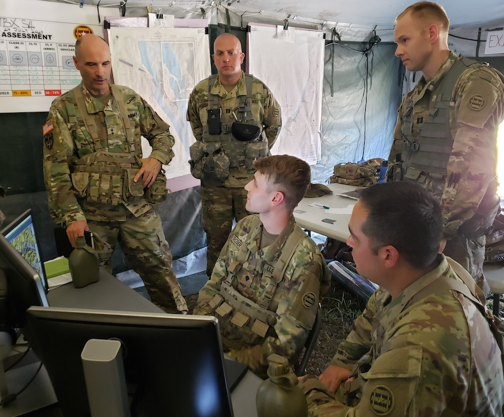 Army Reserve units set high-water mark during port-ops exercise