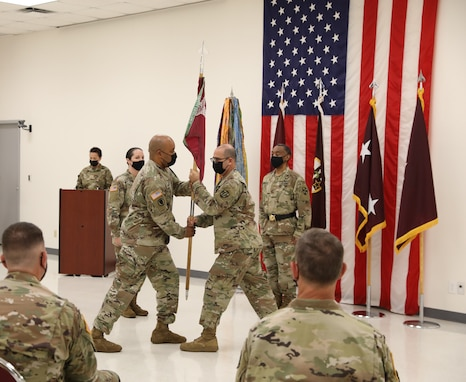 APMC Change of Command