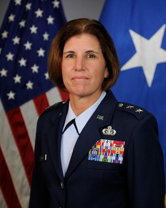 Official photo Maj. Gen. Andrea D. Tullos