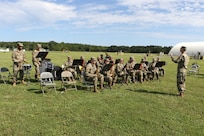 329th RSG begins federal duty, will deploy to Middle East