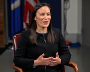 Under Secretary of the Air Force Gina Ortiz Jones