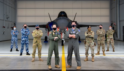 From the Outback to the Last Frontier: USAF and RAAF participate