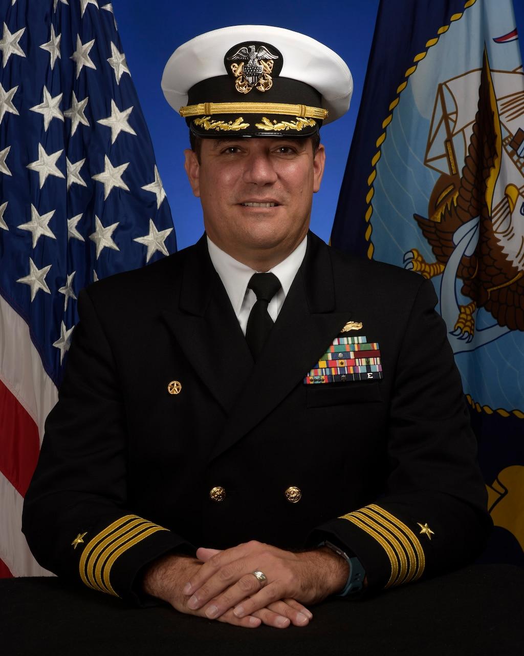 Captain Christopher K Brusca