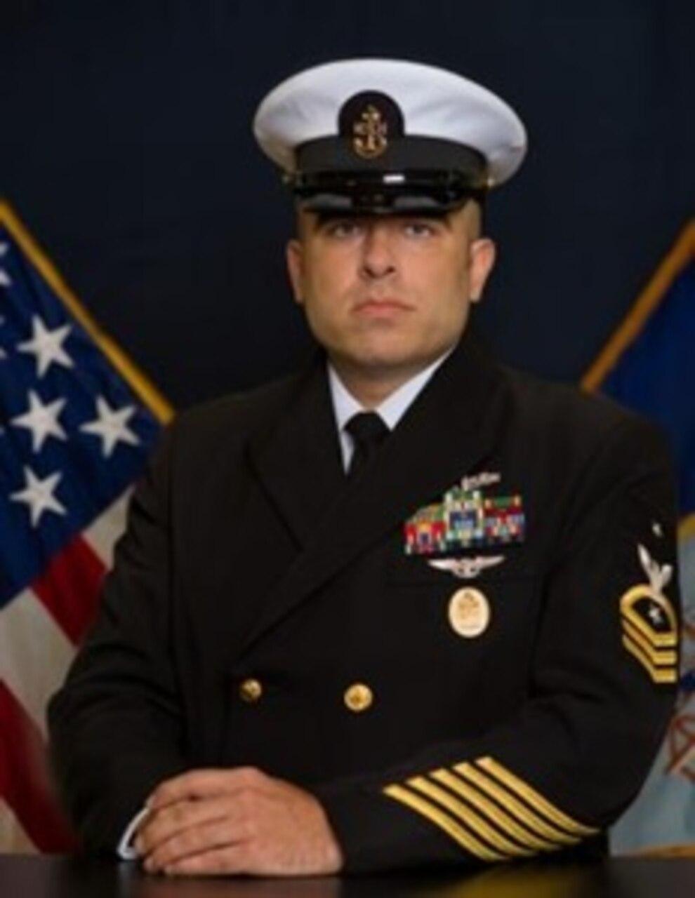 Senior Chief Matthew Ross
