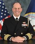 Official Portrait of Capt. Harold T. Cole
